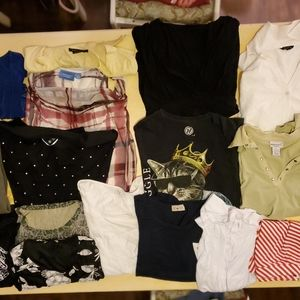 Womens size Medium lot